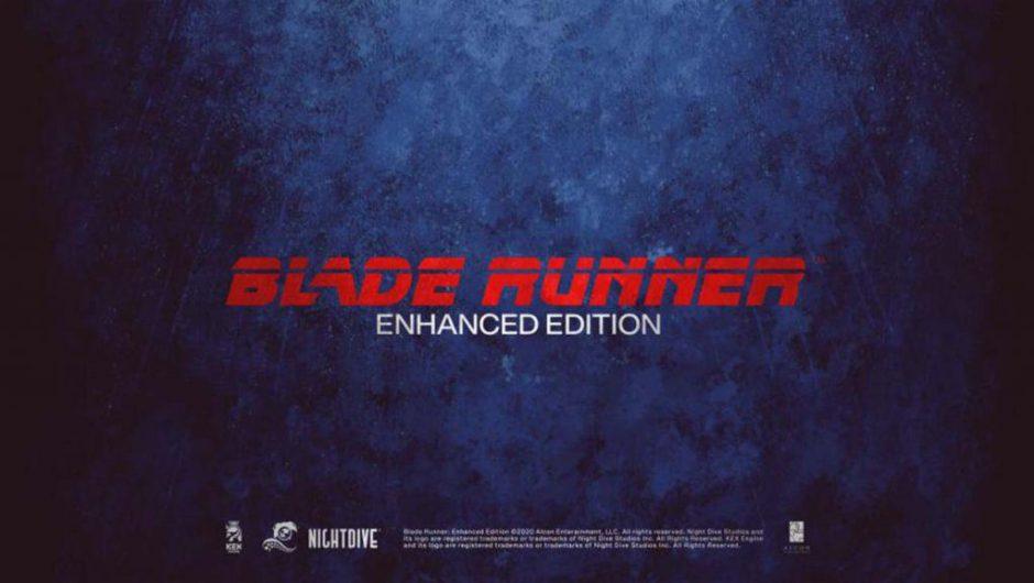 Blade Runner Enhanced Edition llegará a Xbox One