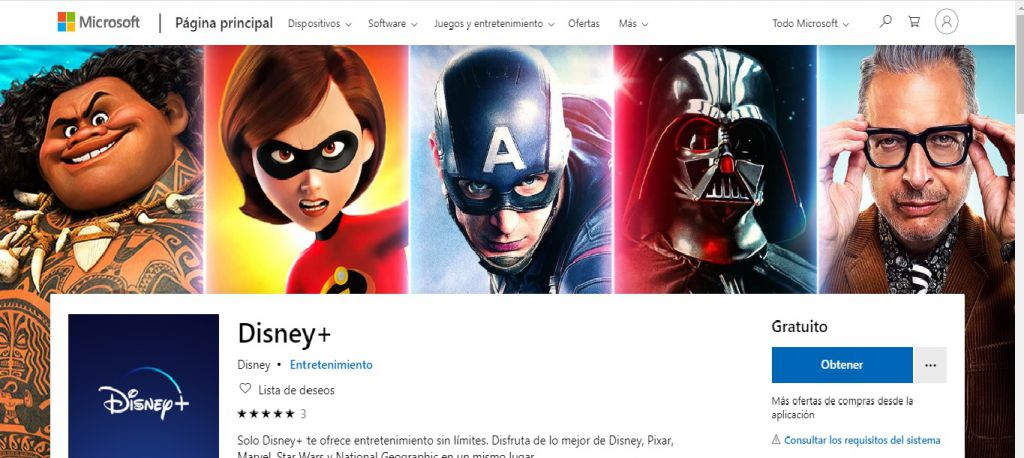 Tutorial: Disfruta de Disney Plus en tu Xbox One siguiendo estos sencillos pasos - Tras una larga espera Disney Plus está disponible en nuestro país y puedes disfrutar de todo su contenido en tu Xbox One siguiendo estos pasos.
