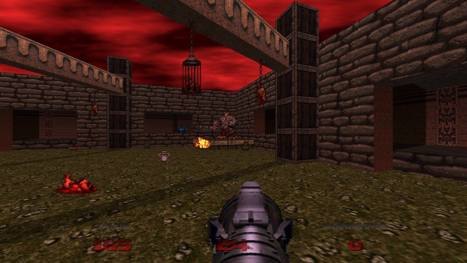 Análisis de Doom 64