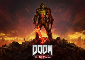 Brutal, así luce DOOM Eternal a 1.000 Fps