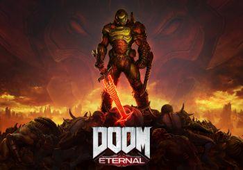 DOOM Eternal saca pecho de sus ventas en consolas y PC durante su primera semana