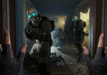 Comparativa gráfica de Half-Life: Alyx vs las dos entregas anteriores