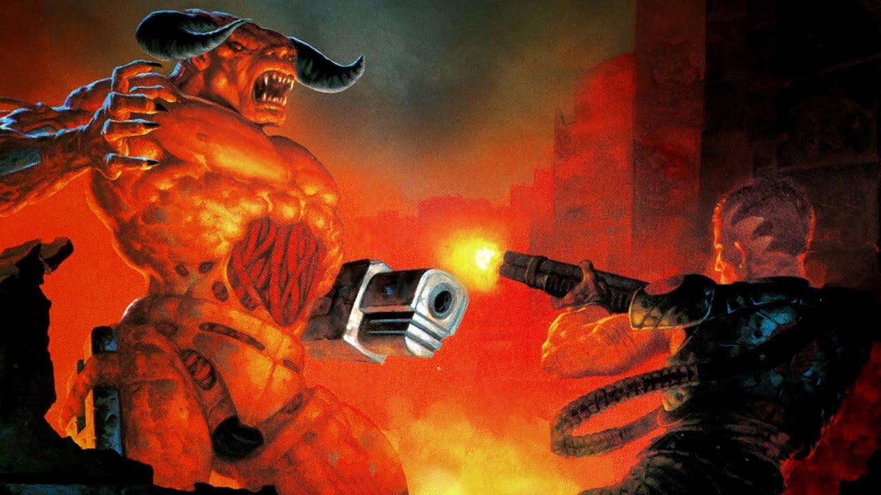 Camino a DOOM Eternal: Toda la historia completa de Doom y su Lore