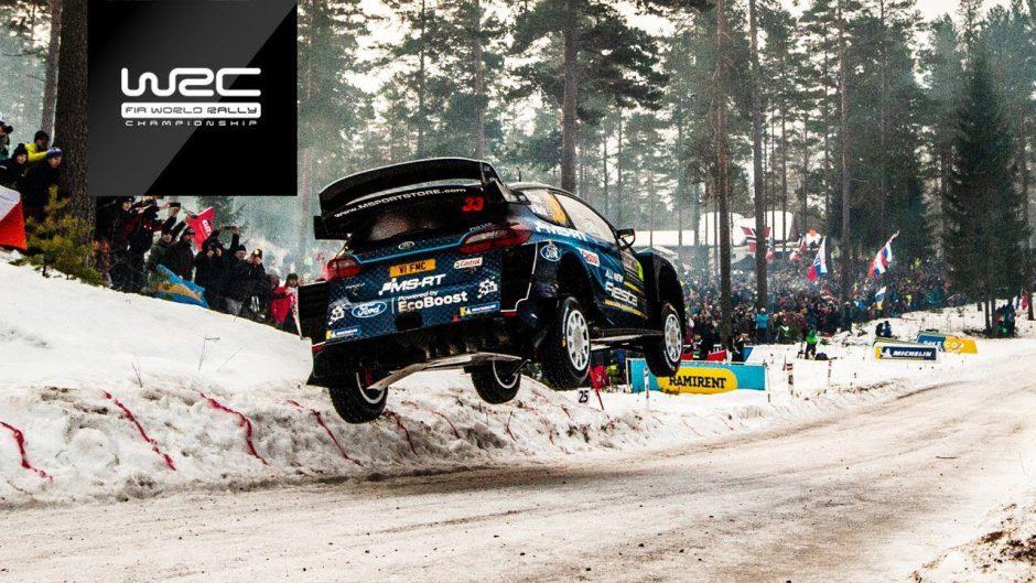 WRC 9 anunciado para Xbox Series X