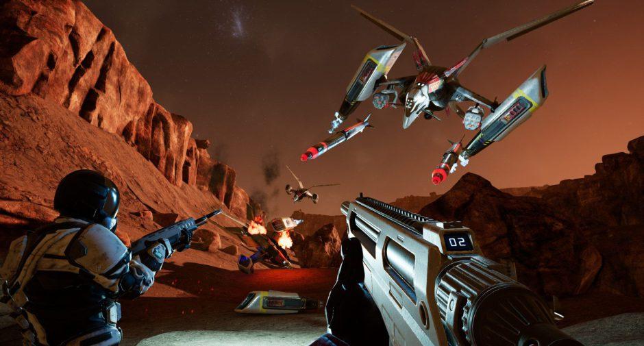 Memories of Mars, ya disponible en Xbox One