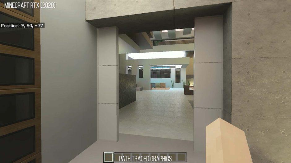 Xbox Series X: Así es Minecraft con Ray Tracing