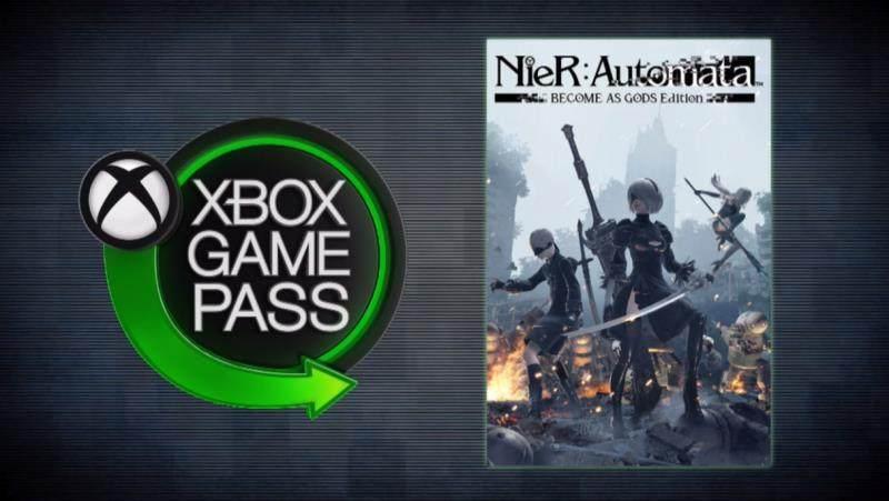 Nier: Automata llegará a Xbox Game Pass