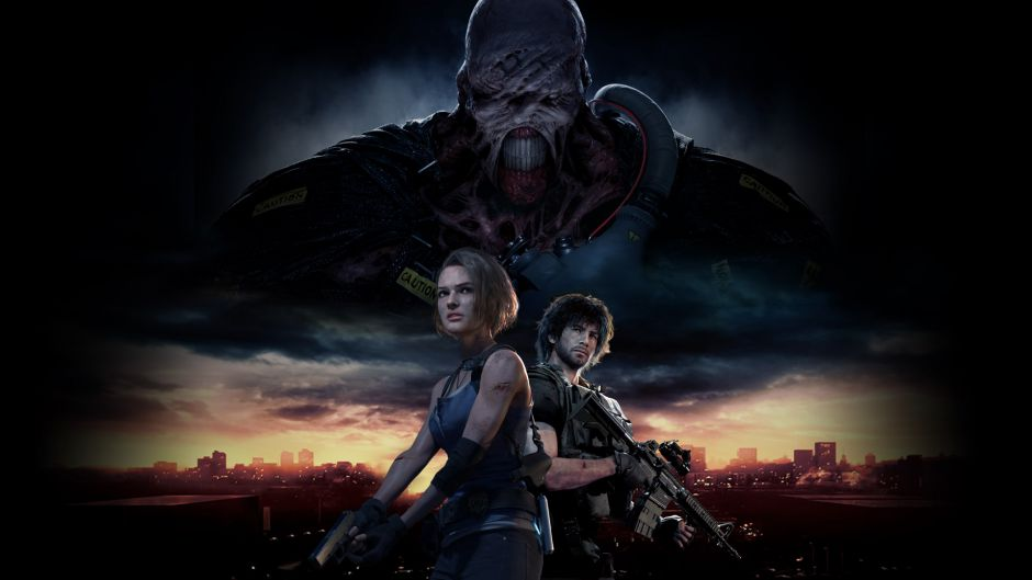 Resident Evil 3 vende la mitad que Resident Evil 2 en su lanzamiento en UK