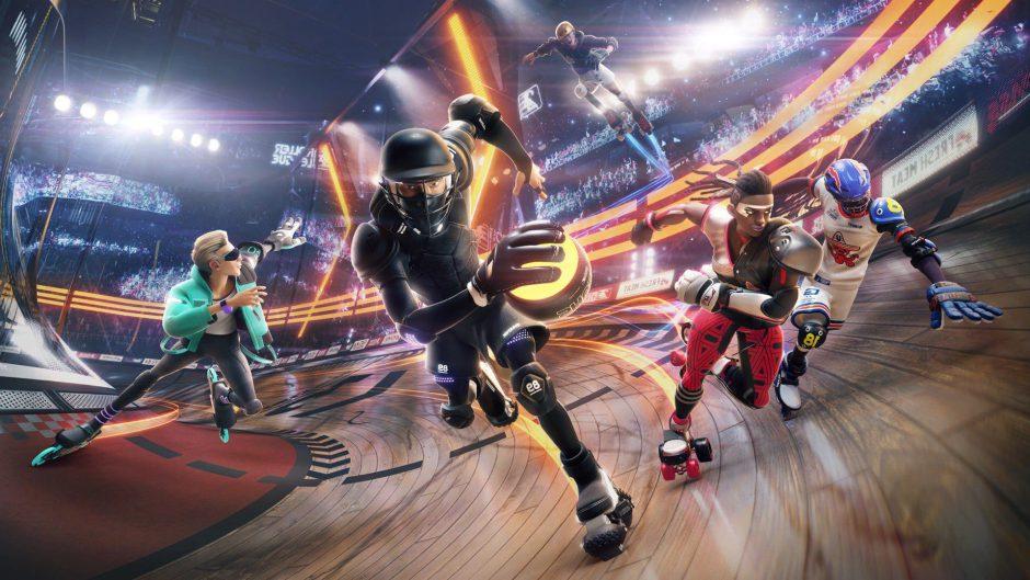 Roller Champions suma versión para Xbox One