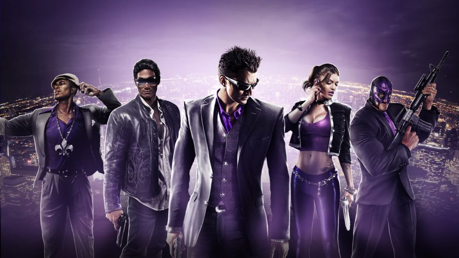 El anuncio de la remasterización de Saints Row: The Third podría ser inminente