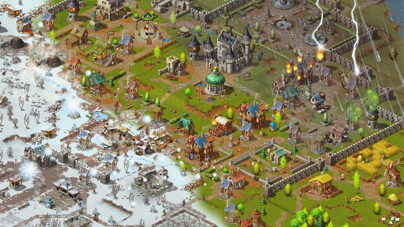 Análisis de Townsmen: A Kingdom Rebuilt