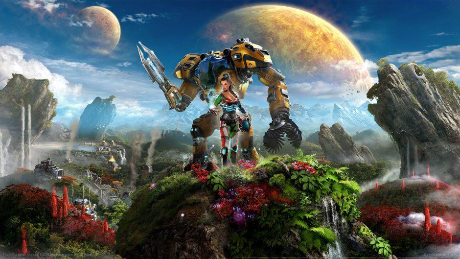 The Riftbreaker se deja ver en nuevos vídeos de la Gamescom 2020