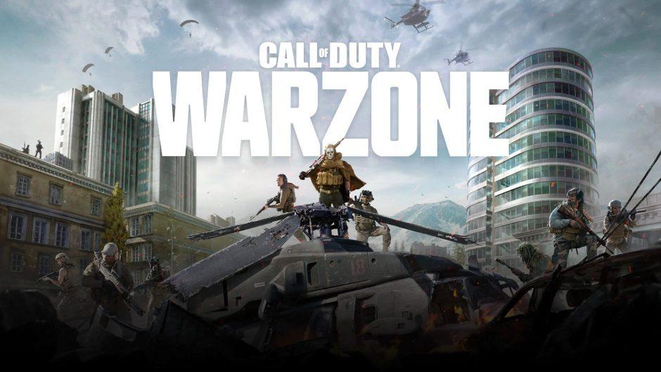 Call Of Duty Warzone añade el nuevo modo Warzone Rumble
