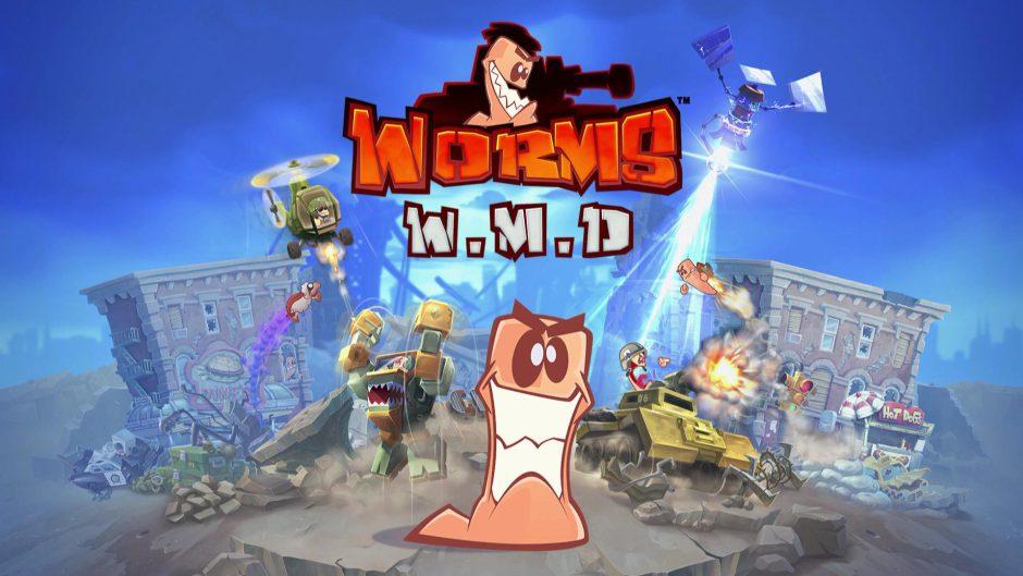 La saga Worms volverá este año con una nueva entrega