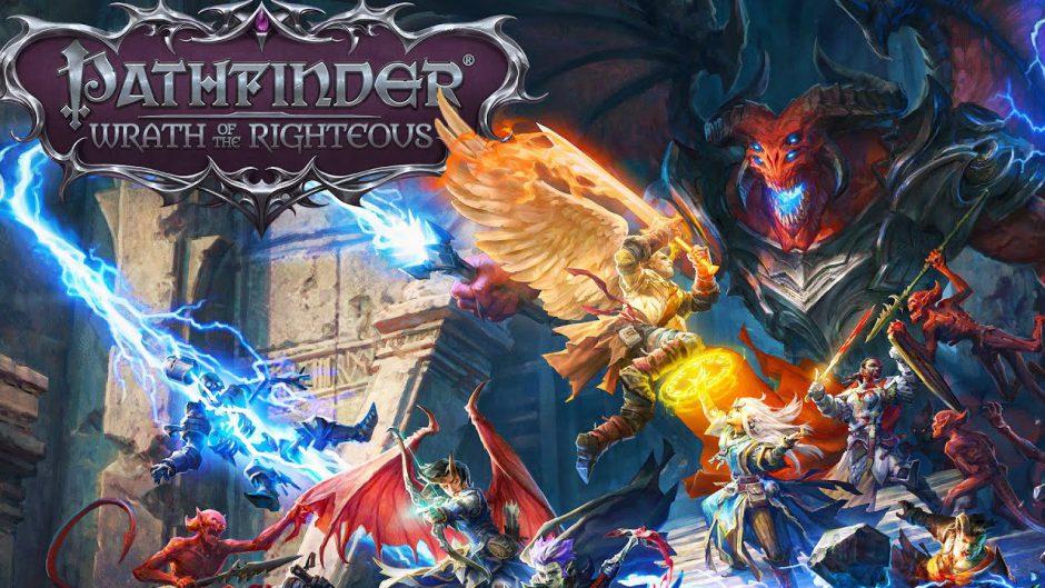 Pathfinder: Wrath of the Righteous muestra 30 minutos de gameplay