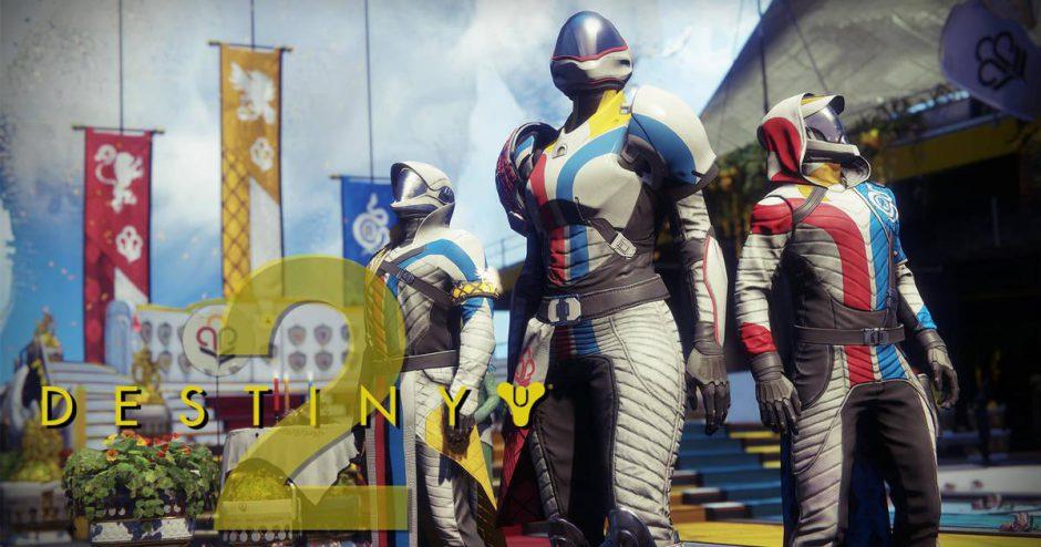 Nuevo evento Olímpico en Destiny 2: Juegos de Guardianes