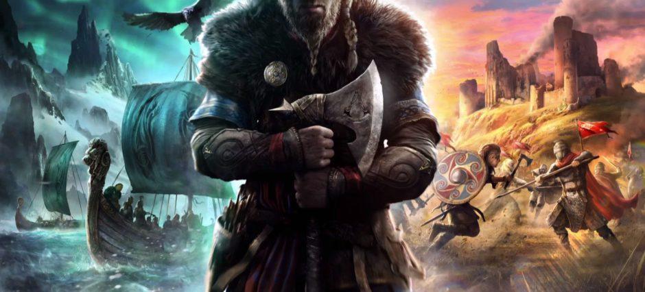 Así es Assassin's Creed Valhalla, primer trailer ya disponible