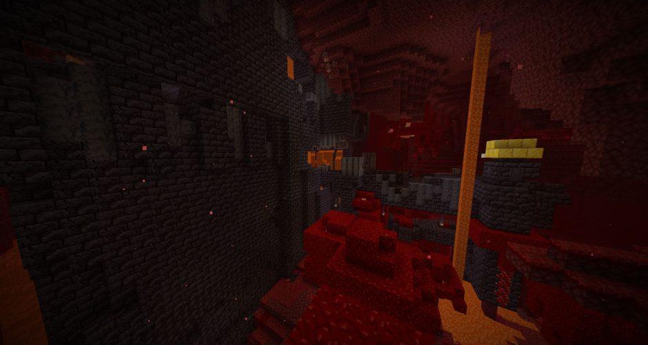Minecraft Nether Update recibe cambios en la generación del Nether