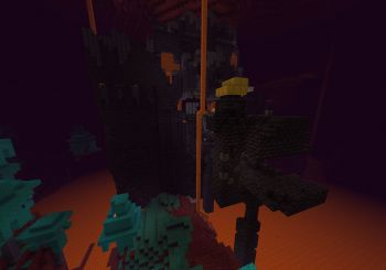Minecraft Nether Update recibe su primera pre-release
