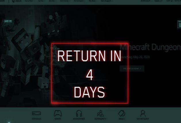 La web de Xbox.com 'hackeada': También habría una exclusiva Xbox One de Cyberpunk 2077