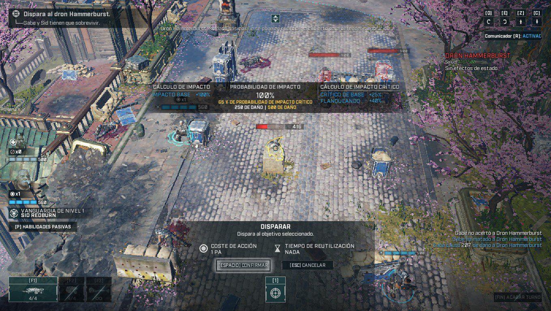 Gears Tactics - Análisis