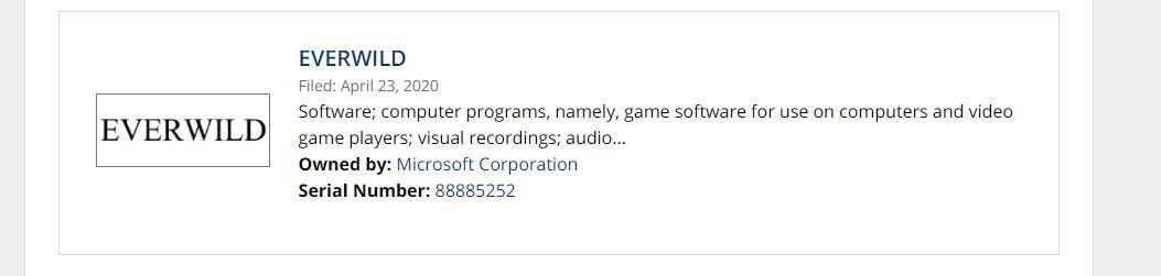 Microsoft patenta la marca Everwild, lo nuevo de Rare