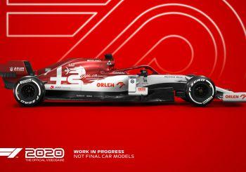 F1 2020 presenta su primer y espectacular tráiler gameplay