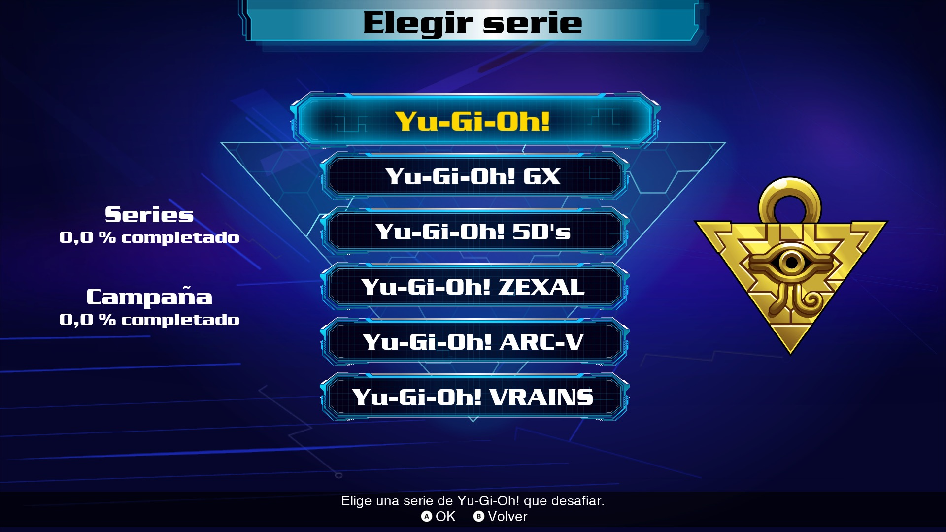 Yu-Gi-Oh Legacy of the Duelist: Link Evolution.