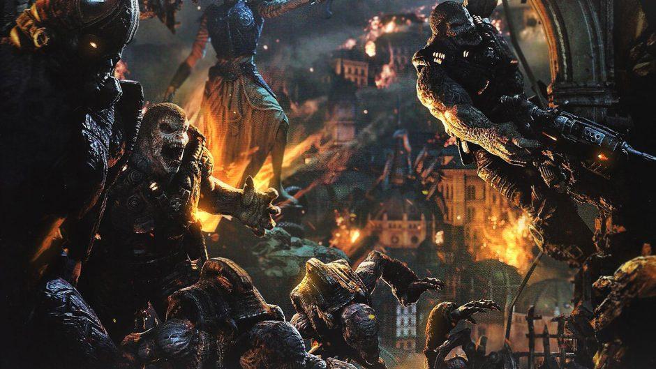 Se nos muestran los clásicos y nuevos enemigos a combatir en Gears Tactics