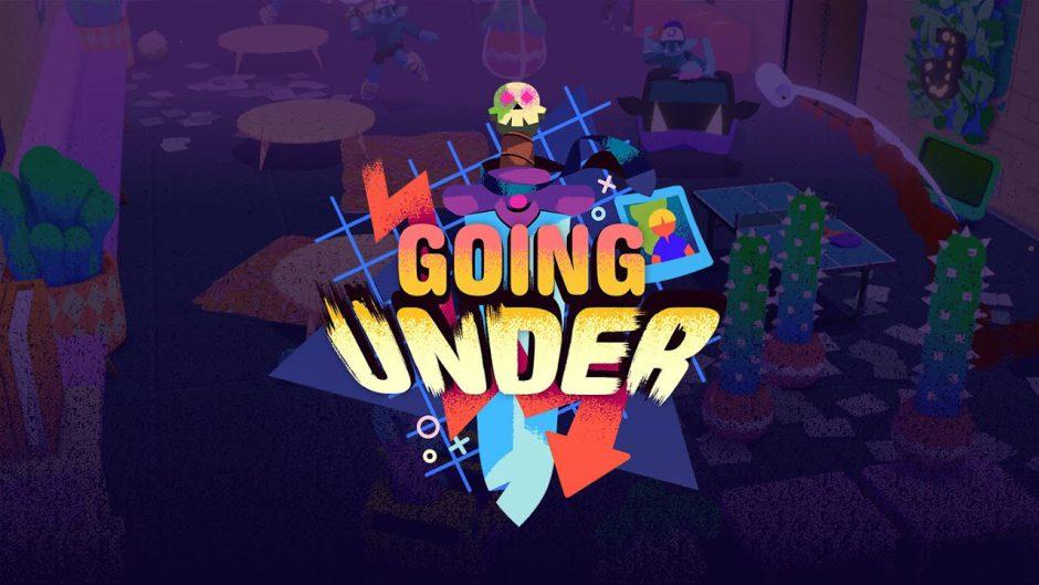 Going Under confirma su lanzamiento en Xbox One para este año