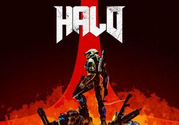 Halo y Doom se combinan en esta nueva imagen