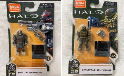 Se vuelven a filtrar nuevos juguetes relacionados con Halo Infinite