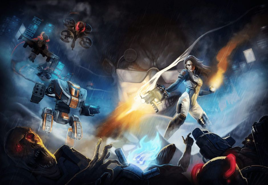 Ion Fury debutará en Xbox One el próximo mes de mayo