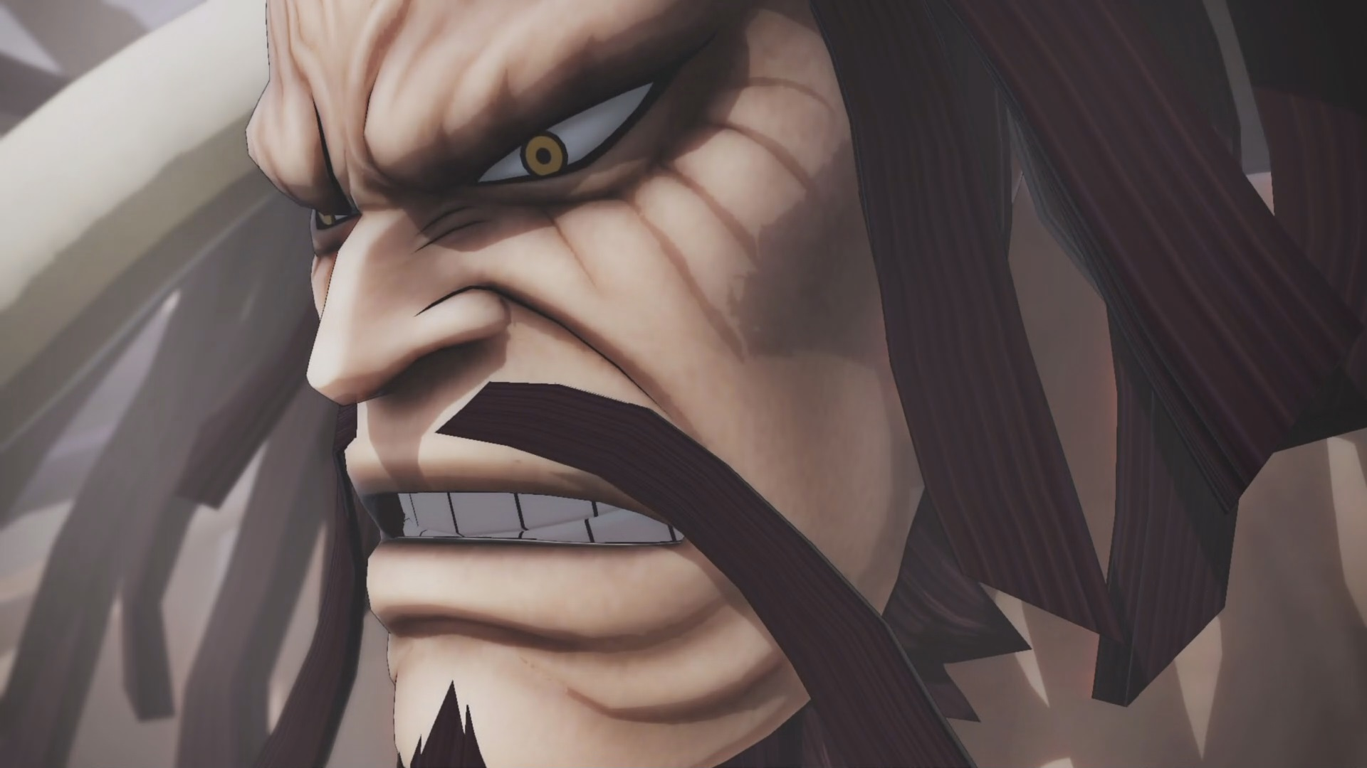 Kaido en One Piece Pirate Warriors 4