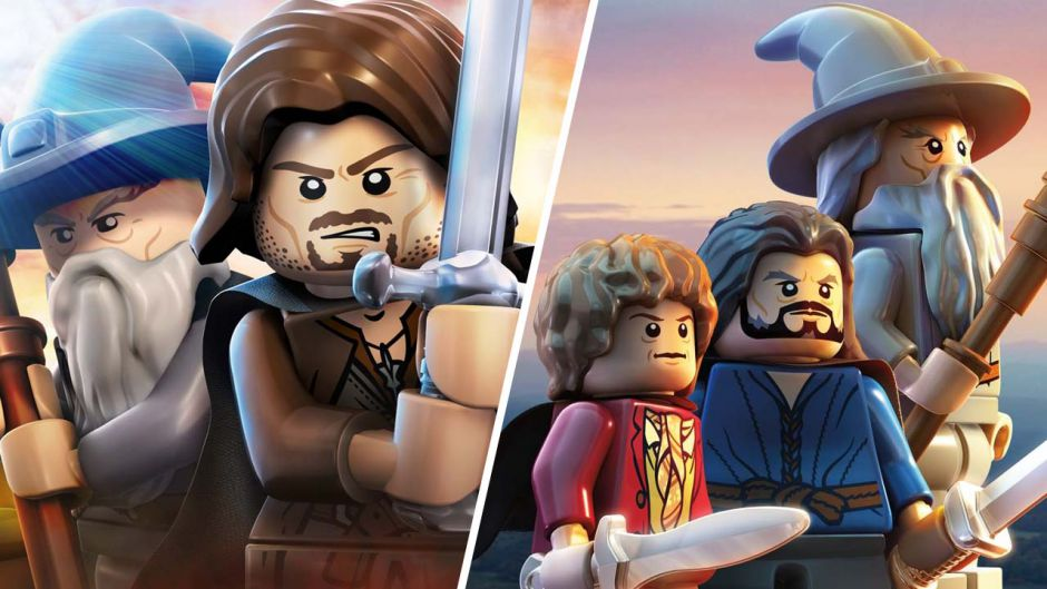 Los juegos de LEGO: The Lord of the Rings y The Hobbit volvieron de sorpresa a Steam