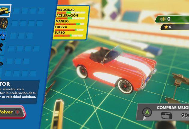 Análisis de Super Toy Cars 2