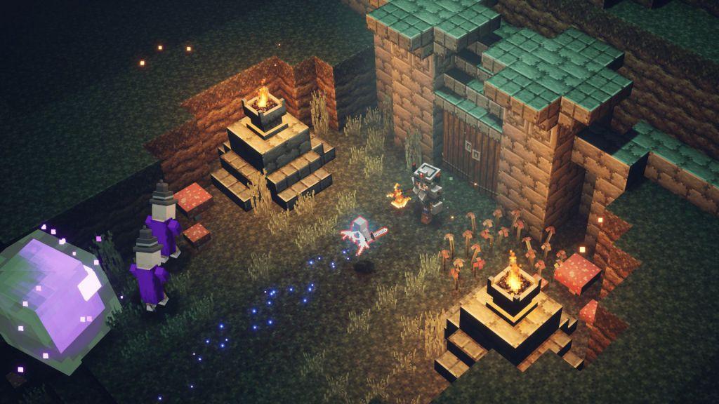 Primeras Impresiones de Minecraft Dungeons