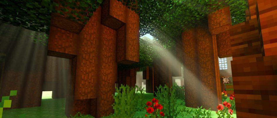 Minecraft RTX ya está disponible en Windows 10