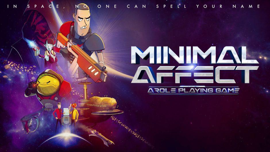 Minimal Affect, un RPG que parodia a Mass Effect y otros juegos