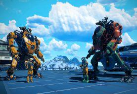 La nueva actualización de No Man's Sky añade mechas al juego