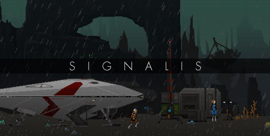 Signalis, un título de terror espacial, es anunciado para PC