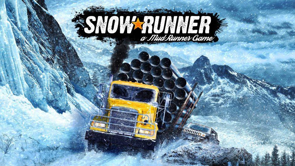 SnowRunner llega a Xbox Game Pass