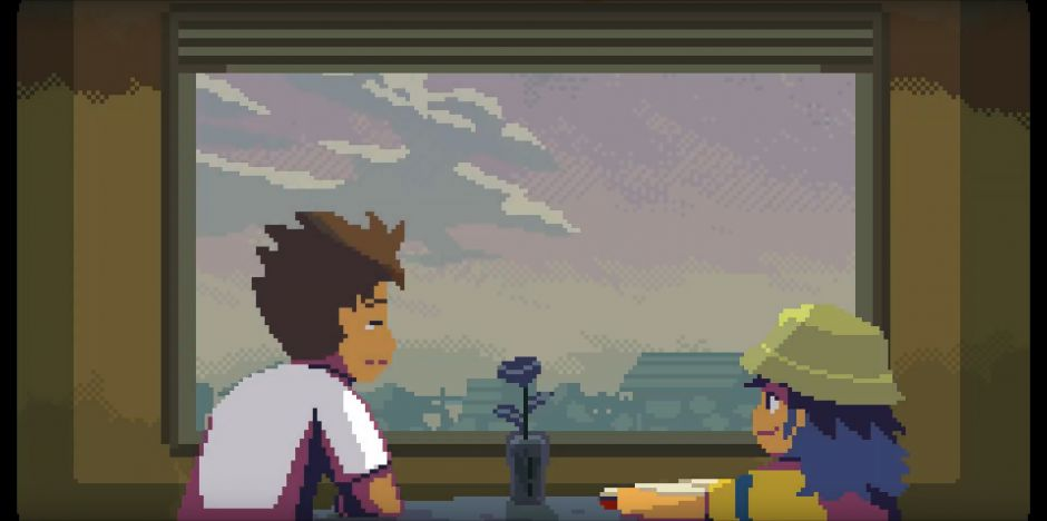 A Space for the Unbound, una aventura pixel art, llega a Xbox One este invierno