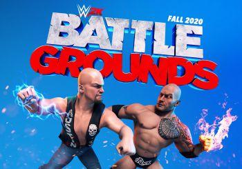 WWE 2K Battlegrounds llegará en septiembre a Xbox One