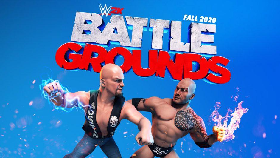 Se anuncian nuevas superestrellas para WWE 2K Battlegrounds