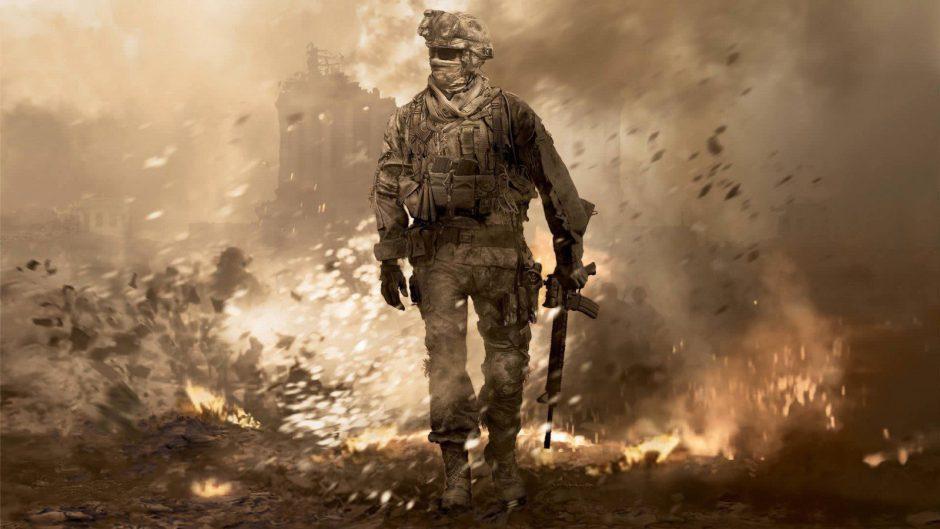 La Campaña Remasterizada de Call of Duty: Modern Warfare 2 ya disponible en Xbox One