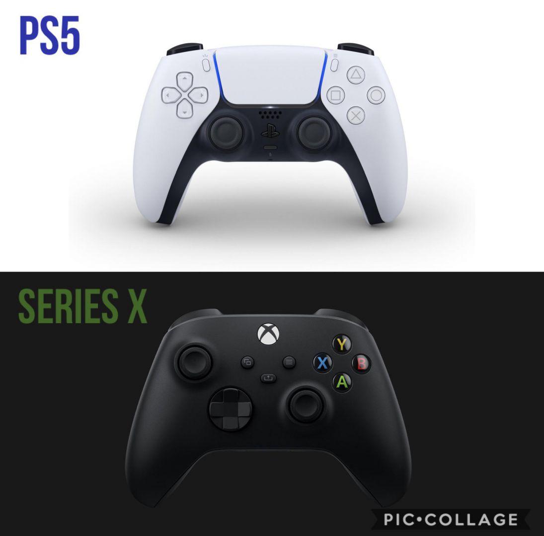 Mando Xbox vs PS5