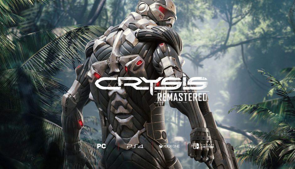 Filtrado el trailer gameplay de Crysis Remastered
