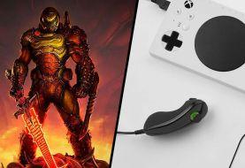 DOOM Eternal es completado por gamer con discapacidad gracias al Xbox Adaptive Controller