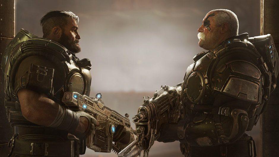 ¡Brutal! Aquí está el trailer de lanzamiento de Gears Tactics